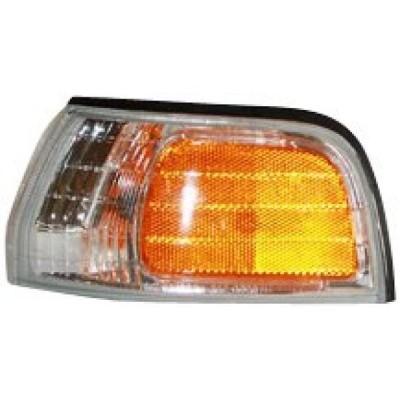車 アクセサリー 照明部品 TYC 18-1901-00 Honda Accord Driver Side Replacement Parking/Side Marker Lamp Assembly 正規輸入品