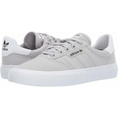 アディダス adidas Skateboarding メンズ スニーカー シューズ・靴 3MC J Light Greay Heather Solid Grey/Footwear White/Core Black