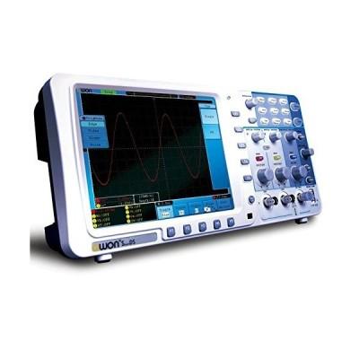 超薄型 1Gsサンプリング100MHzFFT機能付カラーポータブルデジタルオシロスコープフルセット SDS7102