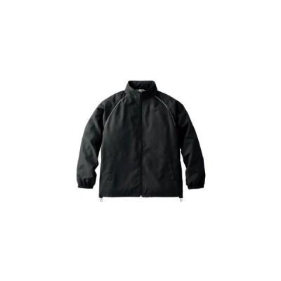 コモライフ 00049-FC FCフードインコート ブラック XL