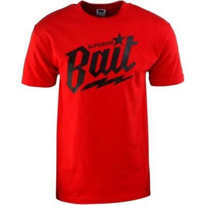 BAIT メンズ Tシャツ トップス Superior Tee red/black/black