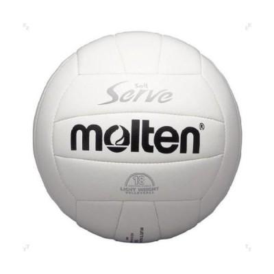 モルテン(Molten) ソフトサーブ軽量 4号球(体育・授業用) EV4W