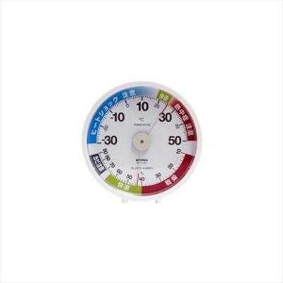 脱衣室・トイレ用温・湿度計 TM-6311 ▼脱衣所やトイレ用におすすめ