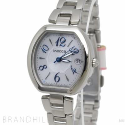 シチズン 腕時計 レディース ウィッカ ソーラーテック電波 ハッピーダイアリー KL0-715-11 CITIZEN 【未使用品】