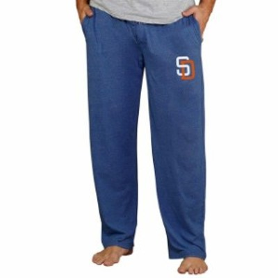 Concepts Sport コンセプト スポーツ スポーツ用品  Concepts Sport San Diego Padres Navy Cooperstown Quest Lounge Pants
