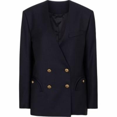 ブレイズ ミラノ Blaze Milano レディース スーツ・ジャケット アウター Spirit wool twill blazer Navy