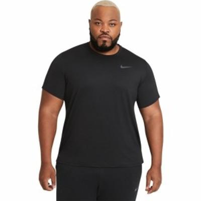 ナイキ Nike メンズ Tシャツ トップス Pro Dri - Fit Dry Short Sleeve Top Black/Dark Grey