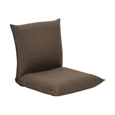 産学連携 コンパクト座椅子2 ブラウン  コンパクト2 BR