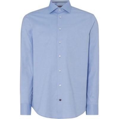 トミー ヒルフィガー Tommy Hilfiger メンズ シャツ ワイシャツ トップス Regular Oxford Shirt Sky