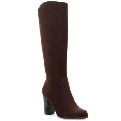 スタイルアンドコー レディース ブーツ&レインブーツ シューズ Addyy Dress Boots Chocolate Micro