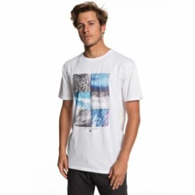 quiksilver クイックシルバー ファッション 男性用ウェア Tシャツ quiksilver photo-fun