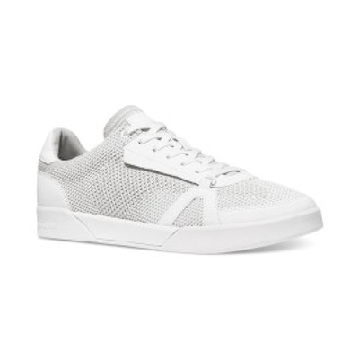 マイケルコース メンズ スニーカー シューズ Men's Adrian Sneakers Optic White
