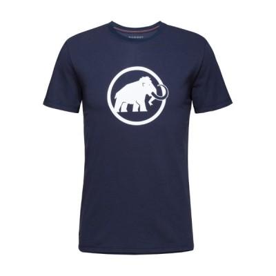 アウトドアシャツ マムート 21春夏 Classic T-Shirt Men's S 5118(marine)