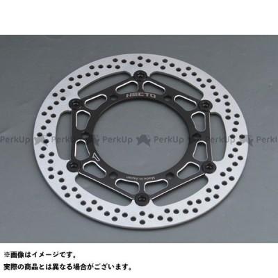 【無料雑誌付き】ネクト ニンジャ250R フローティングディスクローター NECTO