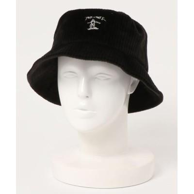 A BAG OF CHIPS / THRASHER/スラッシャー コーデュロイバケットハット MEN 帽子 > ハット