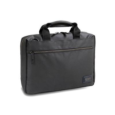 J World ニューヨークペリー ビジネス メッセンジャーバッグ, ブラック, One Size