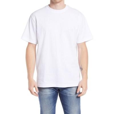 フィルソン FILSON メンズ Tシャツ トップス Pioneer T-Shirt Bright White
