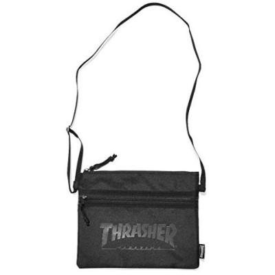 [スラッシャー] THRASHER サコッシュ メンズ レディース 軽量 ショルダーバッグ 斜めがけ バッグ サコッシュバッグ かっこいい THRSG