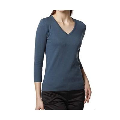 Leonis Women's Quality & Simple 3/4 Sleeve Top Old Navy (XXS [0]) [ 36136 ]
