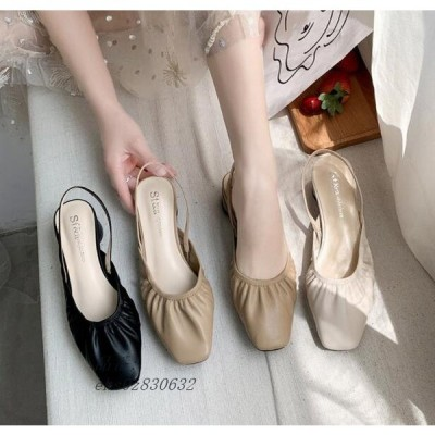 ミュール ファーサンダル ファー スリッパサンダル 厚底サンダル 女性用2020冬秋新品 レディース 靴 婦人靴 痛くない