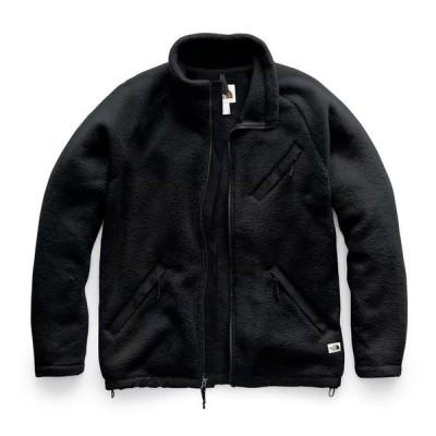 ノースフェイス フリース ジャケット ブラック 黒 THE NORTH FACE Cragmont Fleece Full-Zip Jacket