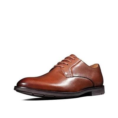 [クラークス] ビジネスシューズ 革靴 ロニーウォーク 本革 メンズ ブリティッシュタンレザー 24 cm