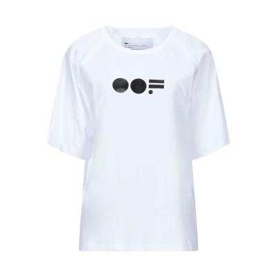 OFF T シャツ ホワイト XS コットン 100% T シャツ