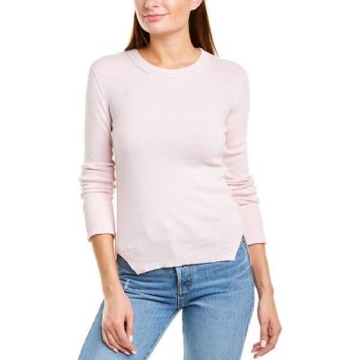 インハビット ニット&セーター アウター レディース Inhabit Cuff Sweater rose