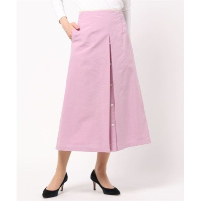 LA MARINE FRANCAISE / pink et la forme インバーテッドスカート WOMEN スカート > スカート