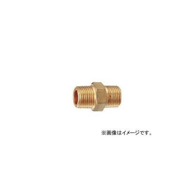 カクダイ/KAKUDAI 砲金ニップル 6128Y13(2269961) JAN:4972353614974