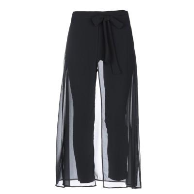 MARELLA パンツ ブラック 38 レーヨン 94% / ポリウレタン 6% / ポリエステル パンツ