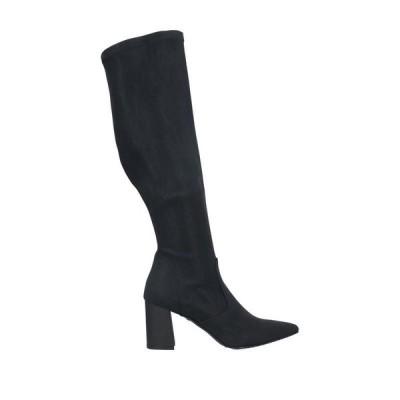 NILA & NILA ブーツ ファッション  レディースファッション  レディースシューズ  ブーツ  その他ブーツ ブラック