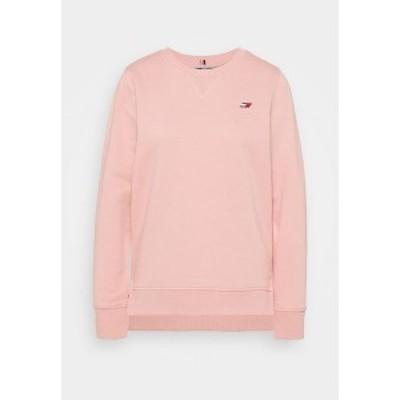 トミー ヒルフィガー レディース パーカー・スウェットシャツ アウター REGULAR - Sweatshirt - pink pink