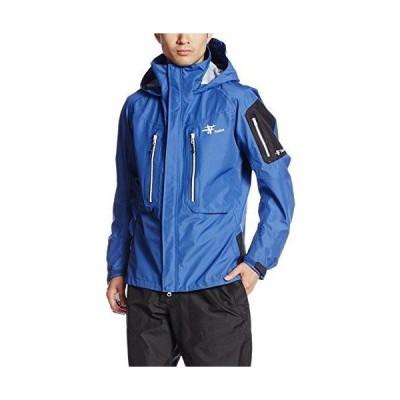 ティムコ (フォックスファイヤー)Foxfire ストーミーDSジャケット 5213616 040 ブルー XL