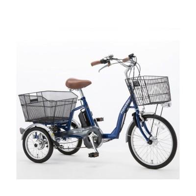 フランスベッド リハテック 電動アシスト三輪自転車 ASU−3WT3 1台 (メーカー直送品・代引き不可)