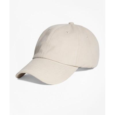 BROOKS BROTHERS / コットン ベースボールキャップ MEN 帽子 > キャップ