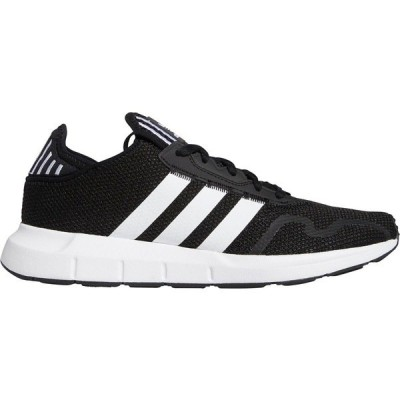 アディダス スニーカー シューズ メンズ adidas Men's Swift Run X Shoes Black/White/Black