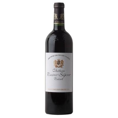 赤ワイン 辛口 フランス ボルドー / サンテミリオン シャトー・ボー・セジュール・ベコ 2016 750ml 1本