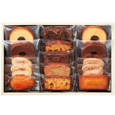 内祝い パティスリー キハチ 焼菓子ギフト 8種15個入