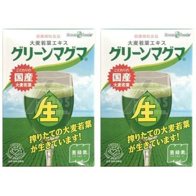グリーンマグマ 170g 2個セット +オマケ付 10包(日本薬品開発)