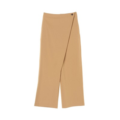 wide wrap pants