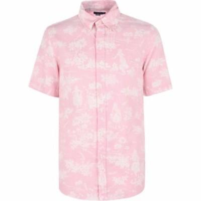 ラルフ ローレン POLO RALPH LAUREN メンズ 半袖シャツ トップス Montauk Short Sleeve Shirt Luau