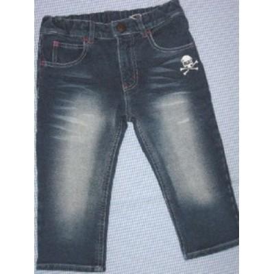 BLOC ブロック デニム ハーフパンツ 半ズボン 120cm 女の子 キッズ 子供服