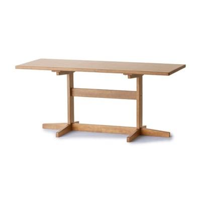 八木研 Relax 家具 ゆめみ-テーブル150-60H NT色 ゆめみ 幅150cm