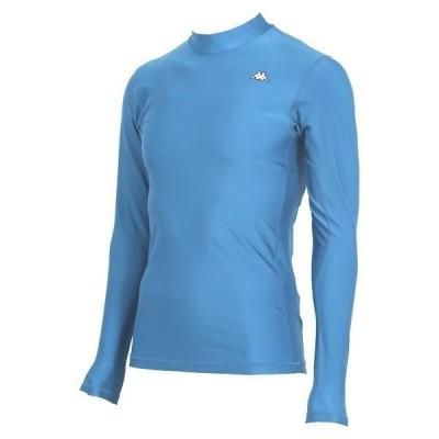 Kappa カッパ  ロングノースリーブコンプレッションシャツ KF412UT31 イタリアンブルー