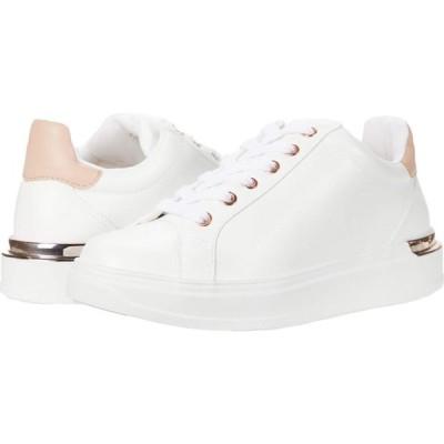 スティーブ マデン Steve Madden レディース スニーカー シューズ・靴 Jaxie Sneaker White/Natural