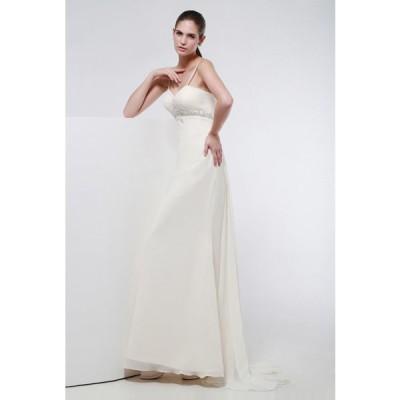 DA8162  ウェディングドレス  ウエディングドレス マタニティー対応