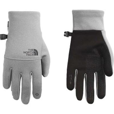 ノースフェイス レディース 手袋 アクセサリー The North Face Women's Etip Recycled Tech Glove TNF Medium Grey Heather