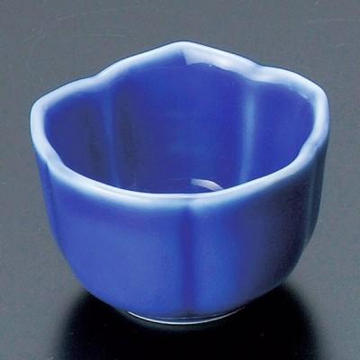 和食器 小さなスズラン 小鉢青 5×3.3cm うつわ 陶器 おしゃれ おうち