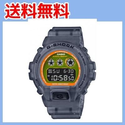 [カシオ] 腕時計 ジーショック Color Skeleton Series DW-6900LS-1JF メンズ